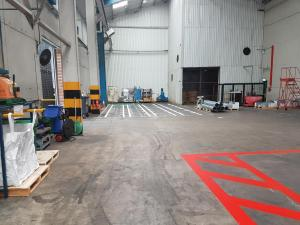 Safety lines to Dispatch store Crown packaging Wisbech (4)